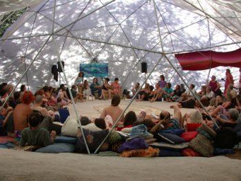 Summer Camp Community Circle